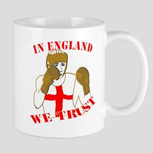 In England boxing we trust Mug