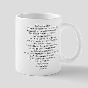 Paster Noster (Lords Prayer) Mug