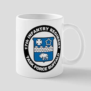 17th Infantry Regiment Mug