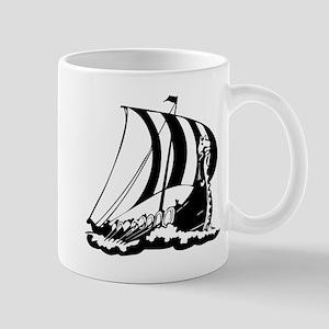 Viking Ship Mug