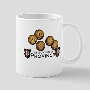I'm buying a province. Mug