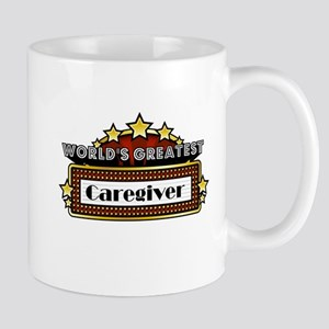 World's Greatest Caregiver Mug