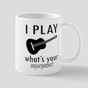 Cool Guitar Designs Mug
