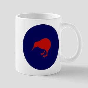 RNZAF low visibility roundel Mug