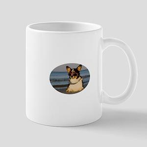Boy Watching Mug