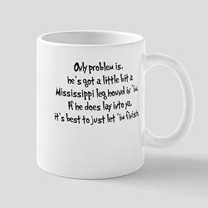 Mississippi Leg Hound b Mug