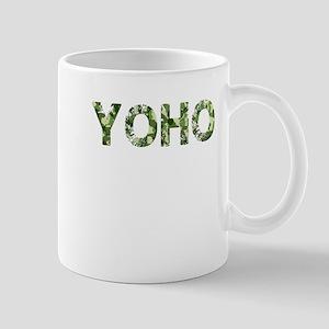 Yoho, Vintage Camo, Mug