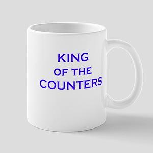 King of the Counters CFO or FD Accountant Mug