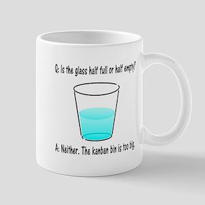 Kanban Water Glass 2 Mug