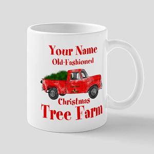 Custom Tree Farm Mug