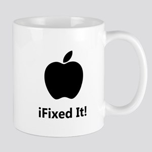 iFixed It Apple Mug