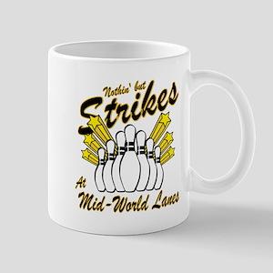 Mid-World Lanes Mug