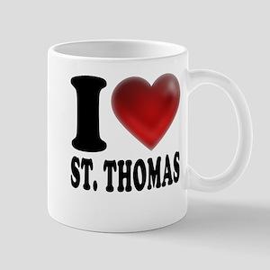 I Heart St. Thomas Mug
