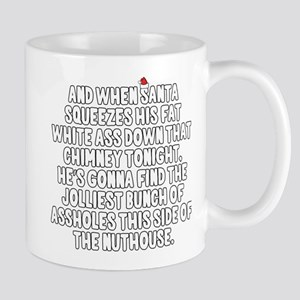 Jolliest Bunch of As*holes T-Shirt Mug