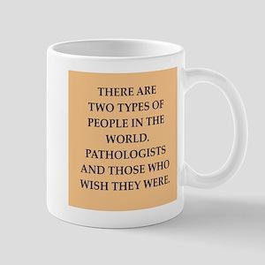 pathology Mug