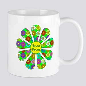Cool Flower Power Mug