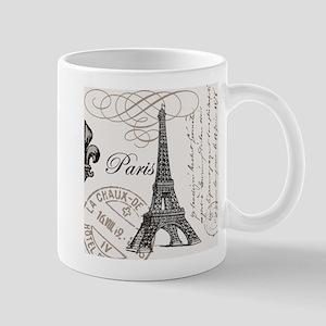 Vintage Paris Eiffel Tower Mug