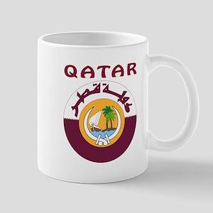 Qatar Coat of arms Mug