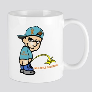 Piss on MS Mug