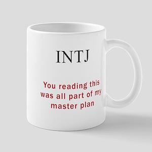 INTJ Plan Mug