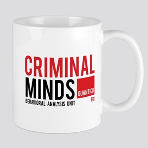 Criminal Minds Mug