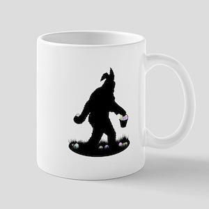 Easter Squatchin Mug