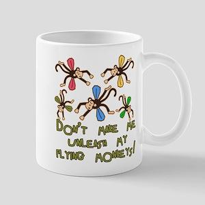 Unleash My Flying Monkeys Mug