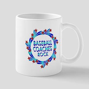 Baseball Coaches Rock Mug