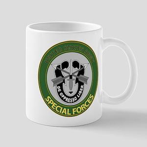 US Army Special Forces Emblem Mug