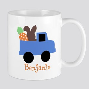 Easter time truck personalized Mug