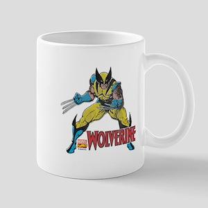 Vintage Wolverine Mug