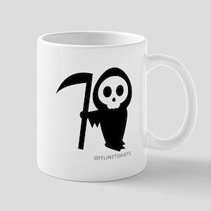 Cute Grim Reaper Mug