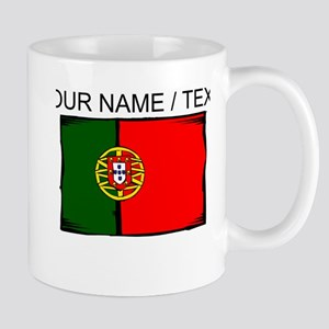 Custom Portugal Flag Mug