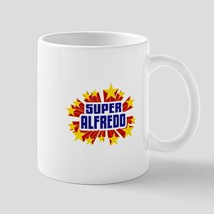 Alfredo the Super Hero Mug