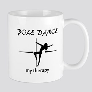 Pole Dancing my therapy Mug