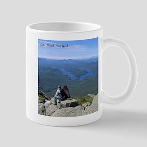 View of Lake Placid Mug