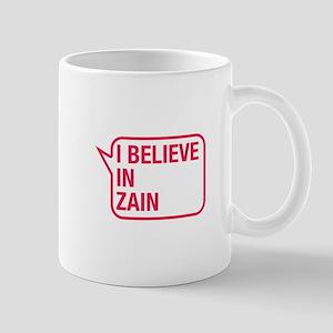 I Believe In Zain Mug
