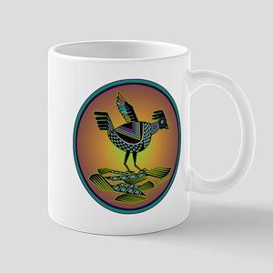 Mimbres Sunset Quail Mug