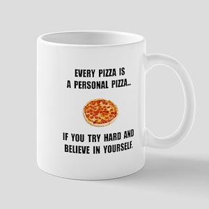 Personal Pizza Mugs