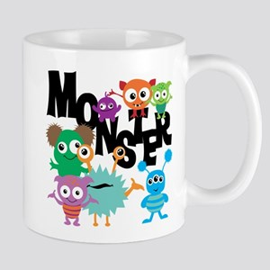 Monsters Mug
