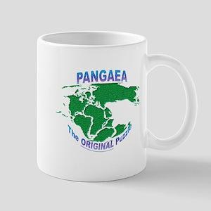 Pangaea: The original Puzzle Mugs