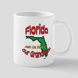 Florida Grandparent Motto Mug