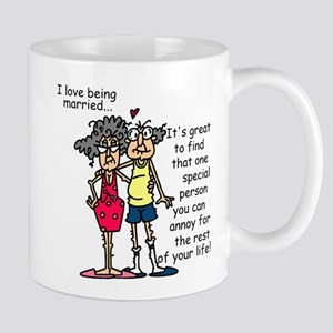 Marriage Humor Mug