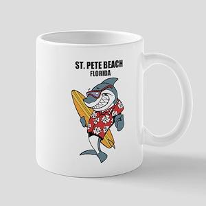 St. Pete Beach, Florida Mugs