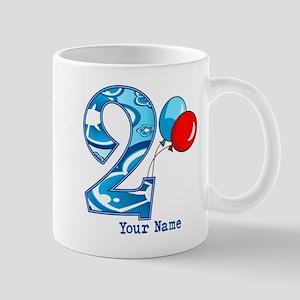 2nd Birthday Personalized Mug