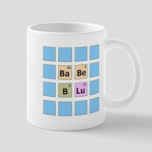 Baby Blue or Ba Be B Lu Mug