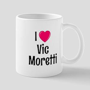 I heart Vic Moretti Mug