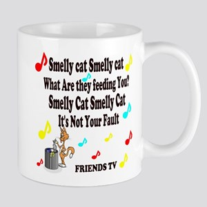 Smelly Cat Song Mugs