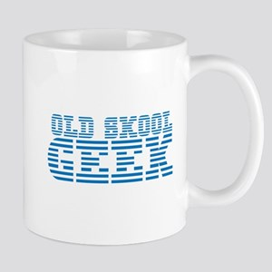 OLD SKOOL GEEK Mugs