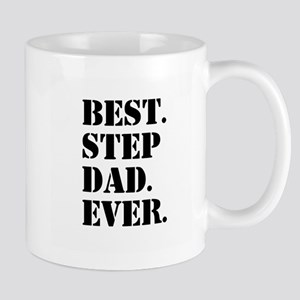 Best Step Dad Ever Mugs